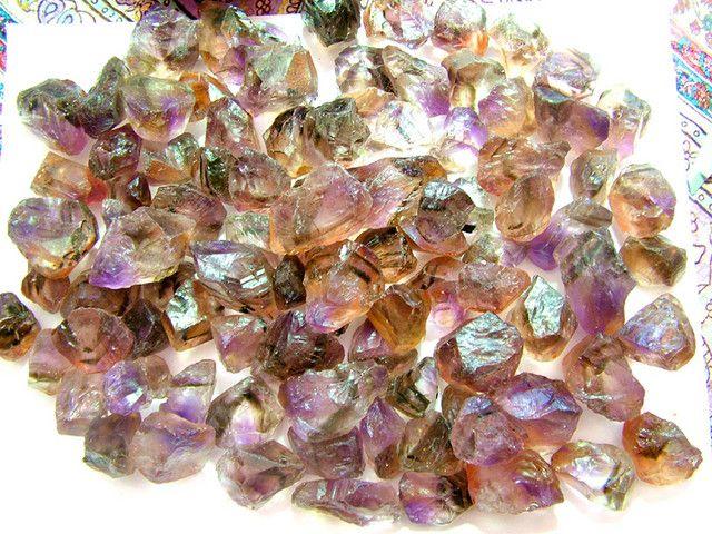 AMETRINE NATURAL ROUGH 7000 CTS ametrine gemstone, ametrine