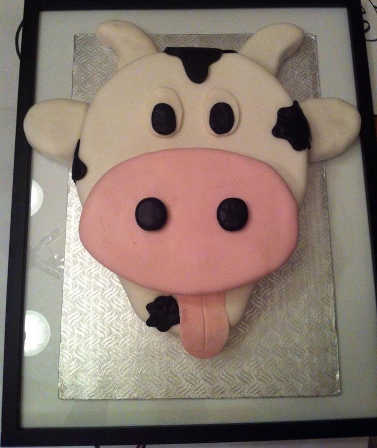 Gateau vache