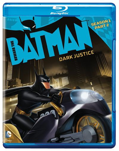 """Beware the Batman: Dark Justice - Pre-orders are now open for Warner Archive Collection's Blu-ray™ release of """"Beware The Batman: Dark Justice."""""""