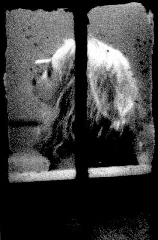 Merry Alpern, #26 Window Series Dirty window
