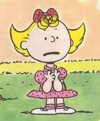 Image detail for -Image - Peanuts - Sally Brown Nervous.png - Peanuts Wiki