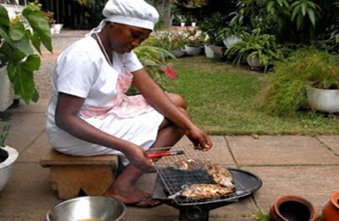 RECIPE: GHANA-STYLE GRILLED TILAPIA