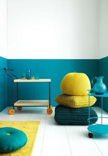 Teal is dé kleur voor je interieur dit jaar. In de trendkleur komen de harmonieuze, kalme eigenschappen van groen en blauw samen. Verder staat de kleur voor verfijnd, evenwichtig, veelzijdig en kalm. Teal combineert goed met natureltinten en hout, die er ook voor zorgen dat de kleur niet overheerst. Teal combineren Ondanks dat de kleur …