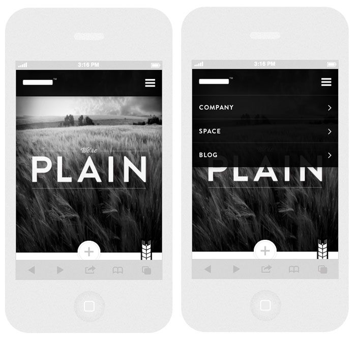 Mobile navigation design patterns