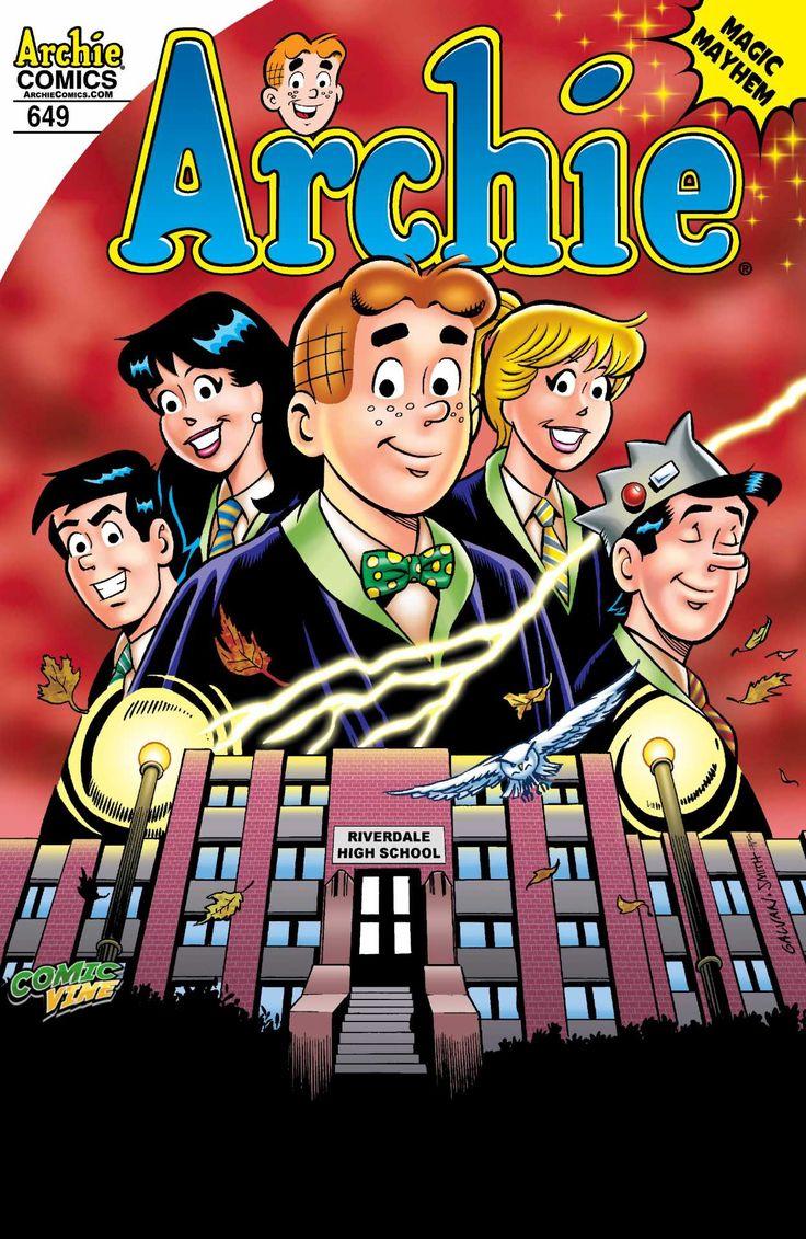 Archie comics archie comics sneak peek of the week major spoilers - Exclusive Cover Reveal Archie 649 Comic Vine
