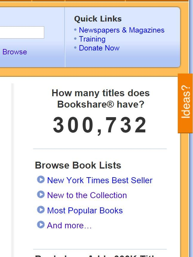 bookshare title thousand screenshot counter than books collection rising adding fast still them re