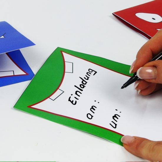 Monster Einladungen    Diese 3 Monster verteilen Freude als bunte Einladungs-, Gruß- oder Gutschein- Monster Karten: Einfach ausdrucken, ausschneiden & zusammenkleben!  Schau schnell vorbei auf balloonas.com und lade Dir die Vorlage gleich herunter.    balloonas.com/shop      #kindergeburtstag #motto #mottoparty #party #kinder #geburtstag #kids #birthday #idea #diy #printout #download #vorlage#monster #invitation #einladung #gutschein #karte