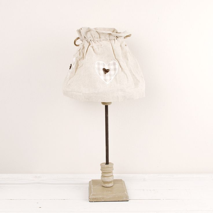 An unusual find from france and a typical addition in a french home this beautiful lamp is made from wood and painted in a stone shade with a slight white