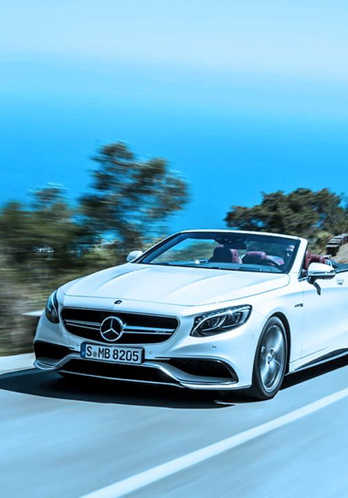 With an open-top, the new Mercedes-Benz S-Class has everything you want in a luxury vehicle. This car offers the cutting-edge technology of the S-Class, while giving you the sensual design you've always wanted. Click for more details on this Mercedes-Benz.