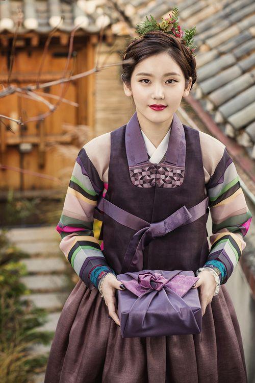 입고 싶은 우리 옷, 한복 燐 @kyulcs for more Korean hanbok.
