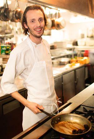 Pick the brain: The Living Room chef Mathias Brogie's Swedish Diet