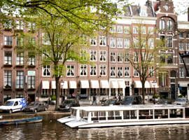 Amsterdam Gay Pride – World famous gay cultural event over a week (23 July to 7 Aug 2016), the highlight being the spectacular canal parade around the Prinsengracht and river Amstel on 6 Aug 2016.