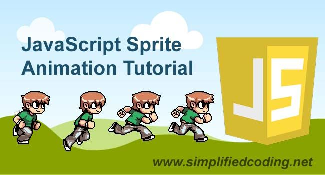 Simple javascript sprite animation tutorial to create 2d animation using sprites and html5 canvas. Learn how sprite animation works in javascript.