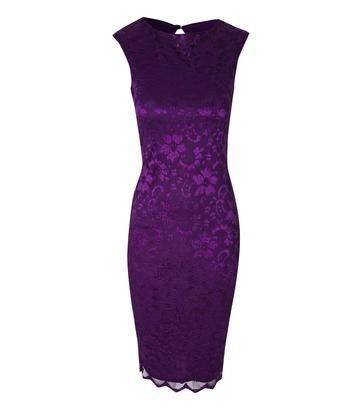 Mooie paarse jurk / nice Purple dress