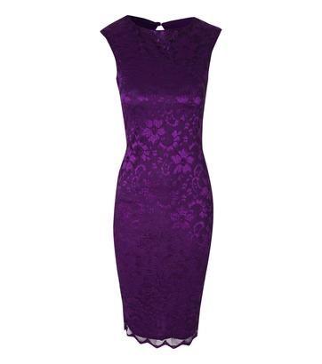 Mooie paarse jurk / nice Purple dress