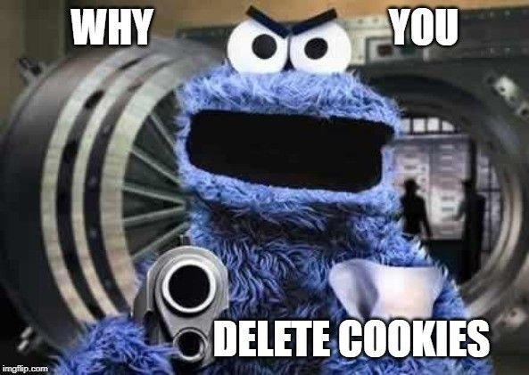 Pin By Baz On Cowboys Monster Cookies Cookie Monster Meme Cookie Monster Funny