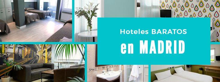 Hoy os traemos una pequeña lista de hoteles baratos en Madrid. Estos tienen muy buenas puntuaciones en las paginas de reserva, así que pueden ser una apuesta interesante si estas pensando en visitar la capital y no quieres gastarte mucho dinero.  Empecemos...   #Hoteles #Hoteles baratos #Hoteles Madrid