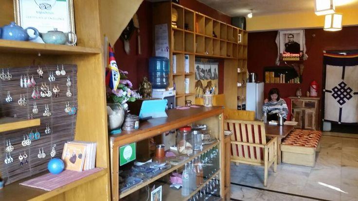 Common Ground Cafe- McLeod Ganj, India