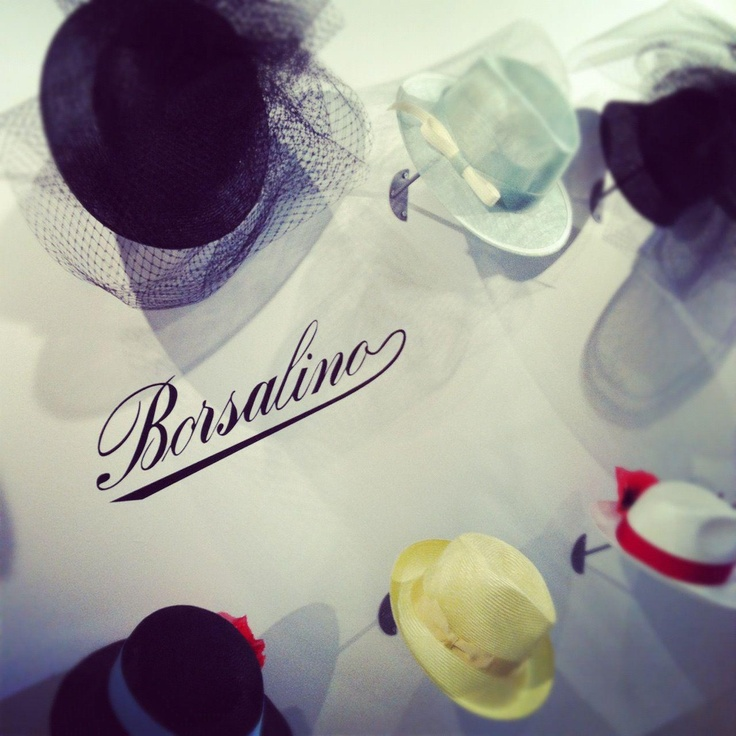 Showroom Borsalino....