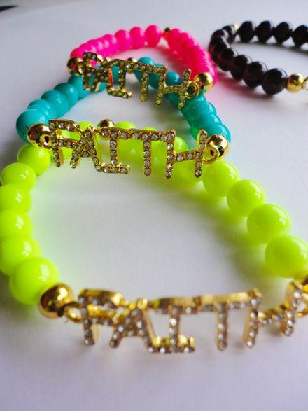 PULSERA CONECTOR FAITH #venta #joyeria #semanarios #collares #pulseras #moda #oro #compra #bisuteria #bracelet #fashion #accesories #USA