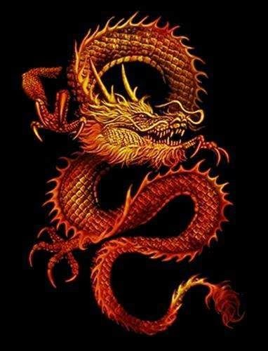 Goldener Drachen der Weisheit: Der goldene Drache der Weisheit