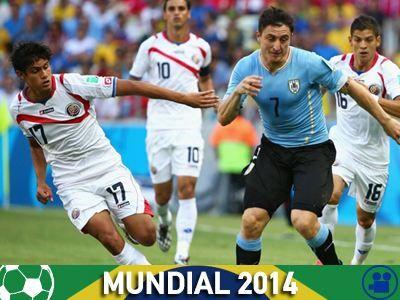 """Δημιουργία - Επικοινωνία: Ουρουγουάη – Κόστα Ρίκα 1-0 Α""""ημίχρονο"""