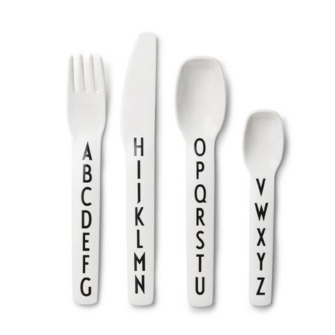 design letters | cutlery set