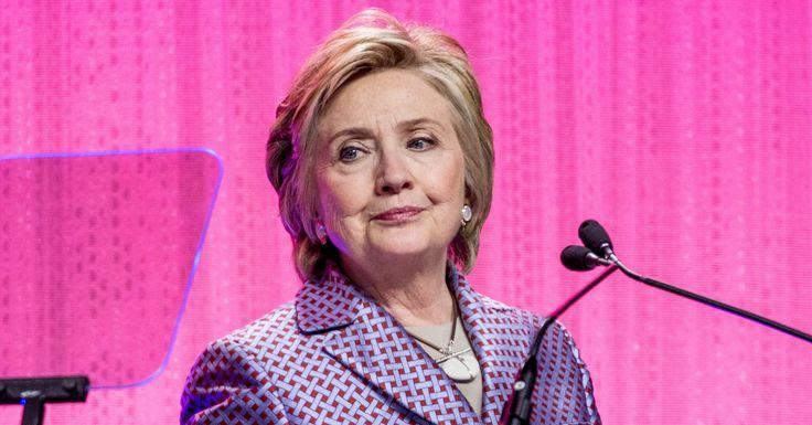 Hillary Clinton Borrows 'Handmaid's Tale' Resistance Slogan In Planned Parenthood Speech