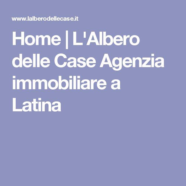 Home | L'Albero delle Case Agenzia immobiliare a Latina