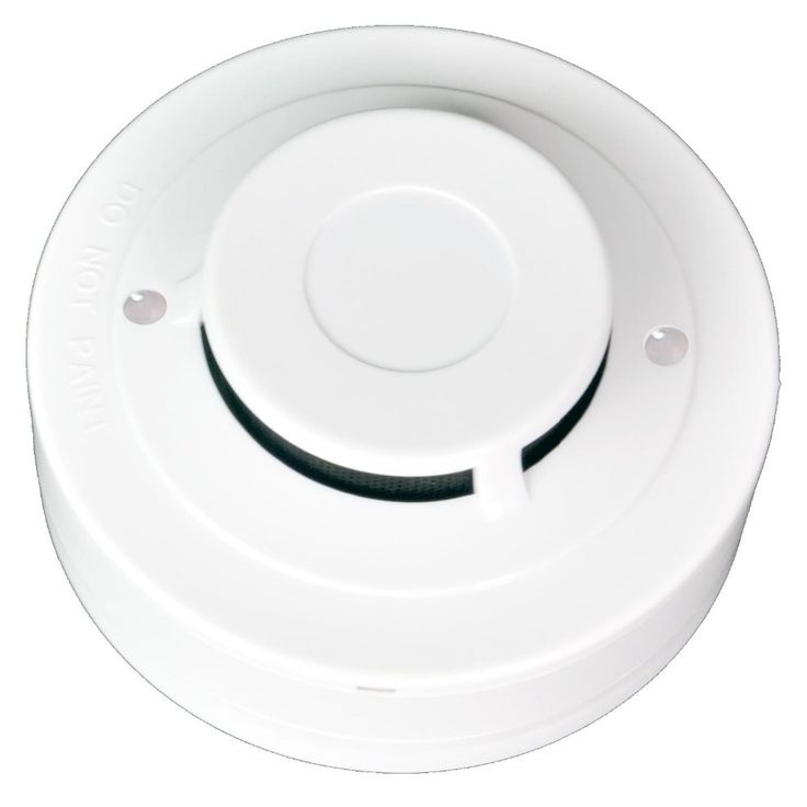 10pcs/Lot Fire Alarm System 2-Wire Conventional Smoke Detectors CJ-S102C 24V