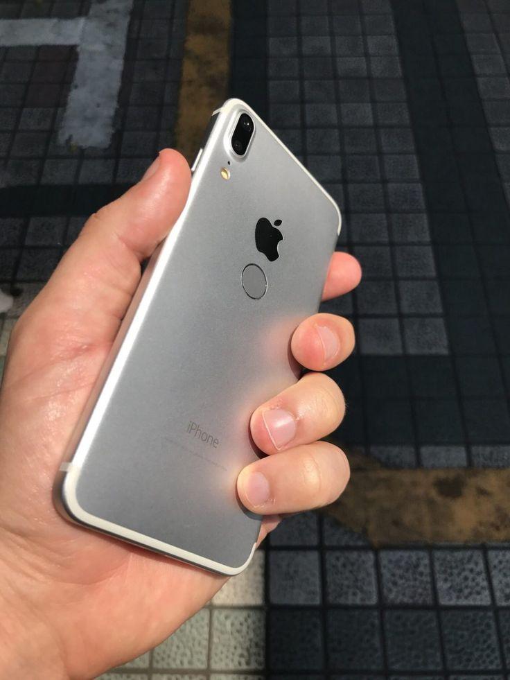 Sarà questo il design finale di iPhone 8? I rumors sono contrastanti -