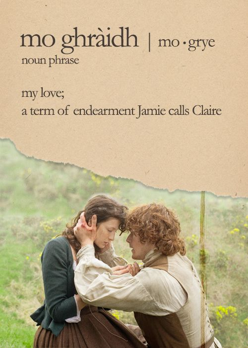 Jamie and Claire                                                                                                                                                      More