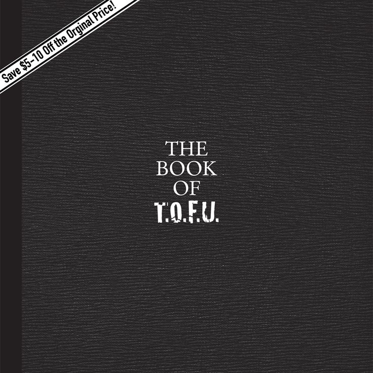 Save on the vegan anthology The Book of T.O.F.U. and support another vegan business while you're at it thanks to the sale I'm having! Find out more info on the blog.