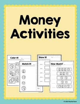 1000+ images about Money Math on Pinterest | Coins, Learn to count ...