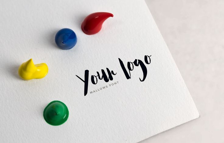 A colorful way to present your logo designs: a 2800 x 1800 px (300 dpi) sized…