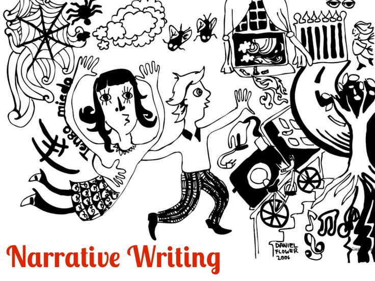 Totally awesome slideshare for storytelling and narrative writing by Chiara Ojeda via Slideshare