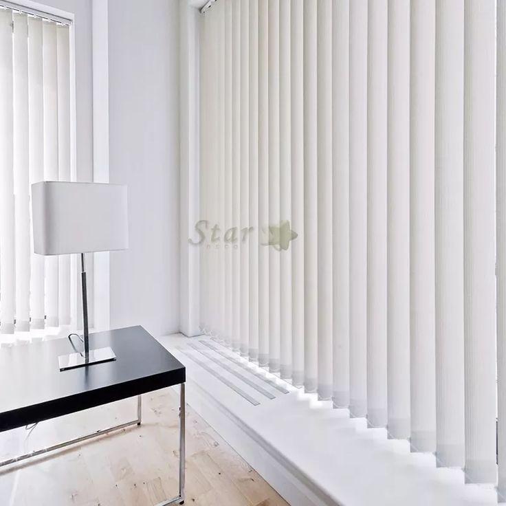cortinas verticales de black out vinílico - star deco !!!