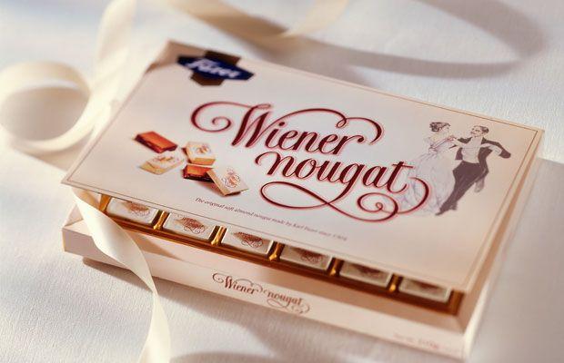 Wiener nougat yummy childhood memories