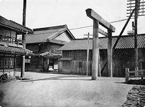 No.41 東海道五十三次之内 宮 熱田神事   知足美術館