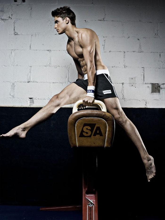 Model: Chris Battaglia   © Rick Day rickday.blogspot.com # ...