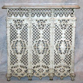Radiator Covers Antique
