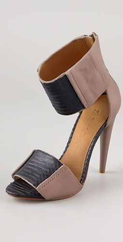 mya sandals ++ l.a.m.b. wishing I could wear these, maybe wear slippers then put these on!!!!