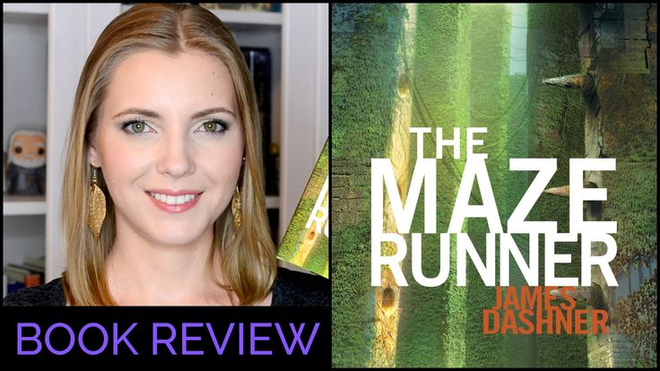 The Maze Runner by James Dashner | #Book Review https://www.youtube.com/watch?v=Q625nLxyvO8