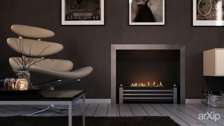 Гостиная с автоматическим биокамином для традиционного портала Westminster от Decoflame: архитектура, 1 эт | 3м, хай-тек, гостиница, мотель, 200 - 300 м2, каркас - металл, коттедж, особняк #architecture #1fl_3m #hitech #hotel #motel #200_300m2 #frame_metal #cottage #mansion arXip.com