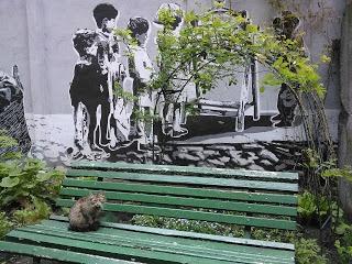 Poznan Poland, ul.Staszica. Dawny magiel made by Małgorzata Ciernioch, Damian Christidis, Kasper Grubba