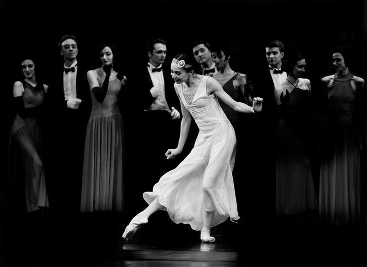 Diana Vishneva in Alexei Ratmansky's Cinderella