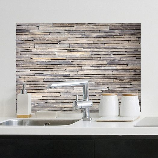 Stones Kitchen Wall Decal
