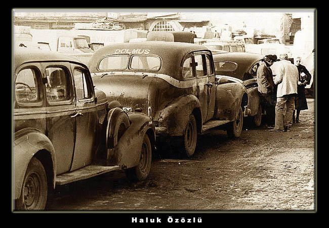 Old Taxis