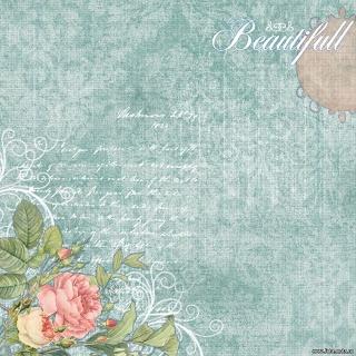 Printable background
