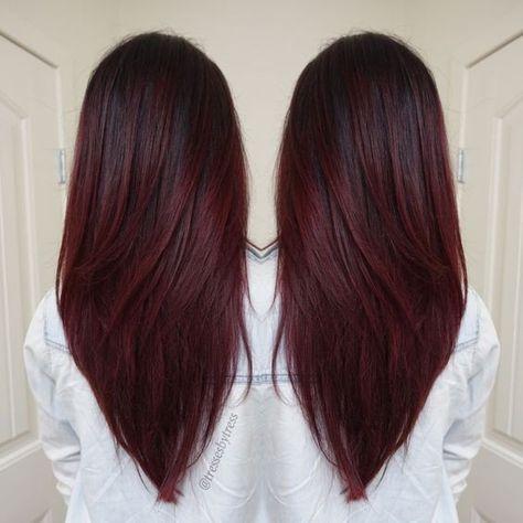10 Winter Hair Color Ideas